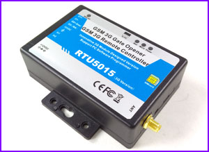 Technical FAQ for RTU5015 GSM gate opener
