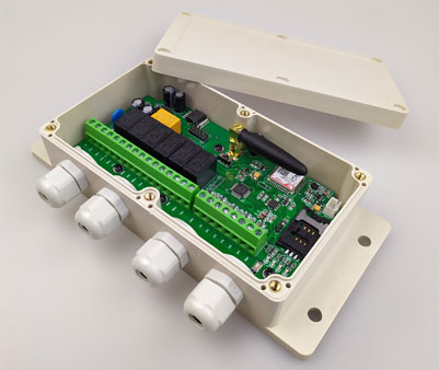 GSM /CDMA Remote control switch (GSM controller) (GSM relay